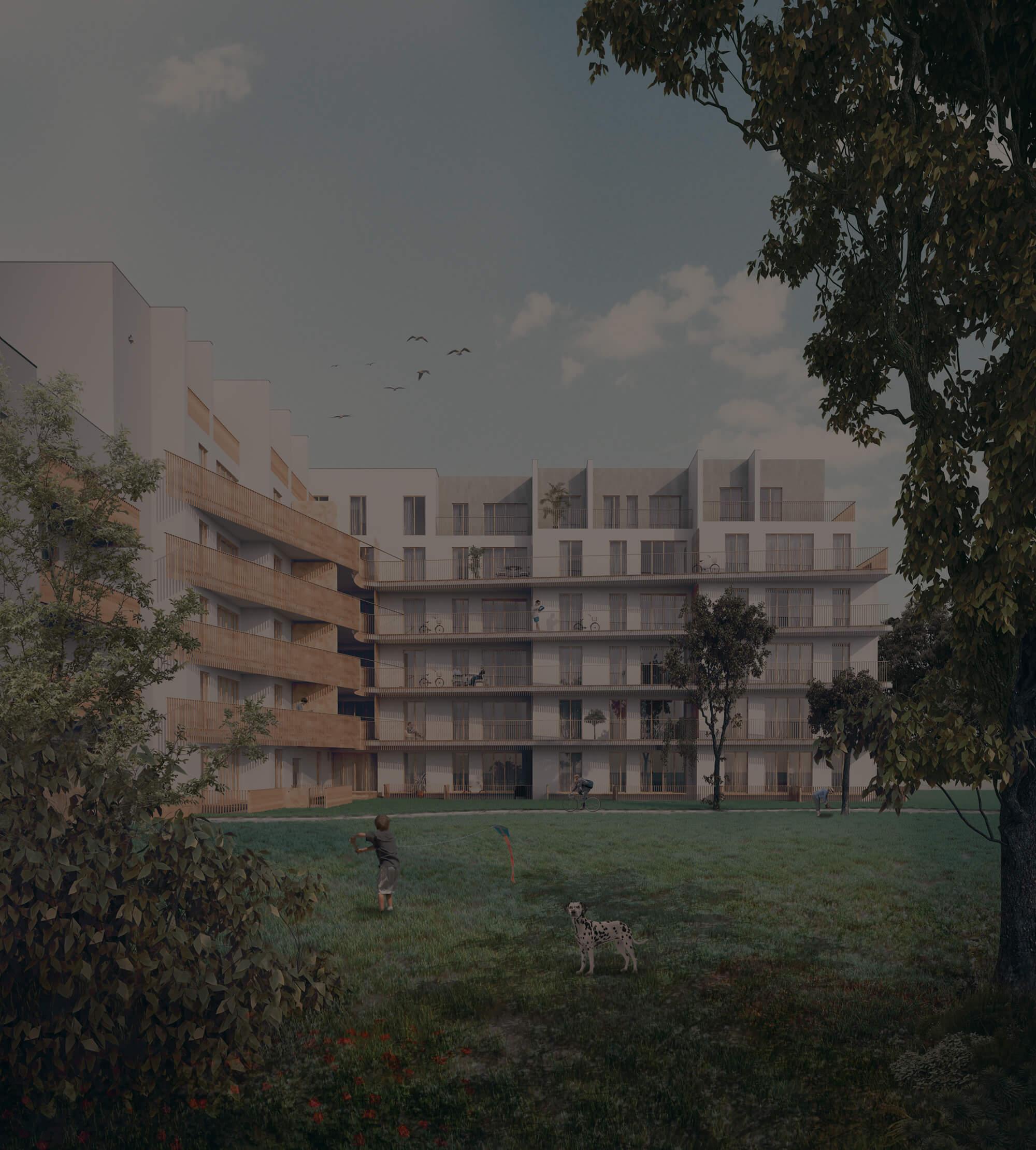 Numărătoarea Finală Va însuma O Colecție De 75 Apartamente Printre Care Vom Putea Aminti Cu 2 și 3 Camere Pre Duplexuri
