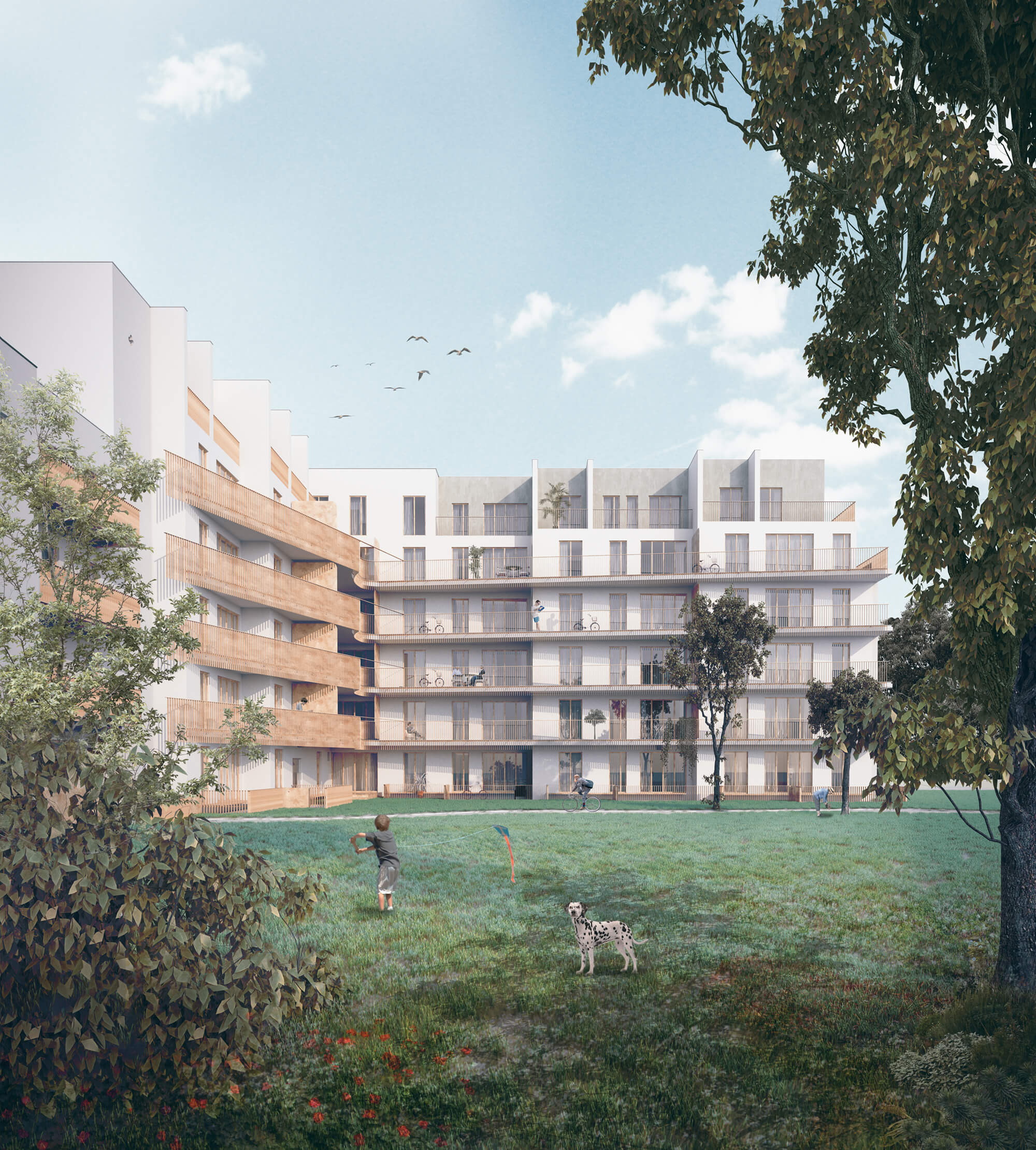 Mărășești 125 Boemia Apartments